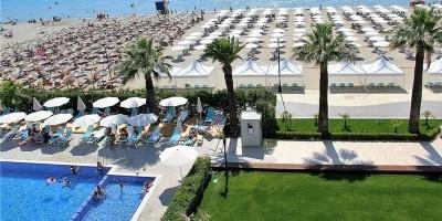 Хотелско сместување во Албанија