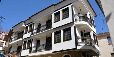 Апартманско сместување во Македонија